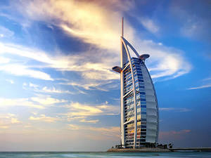 Burj al Arab: Ein bekanntes Wahrzeichen von Dubai