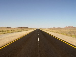 Road to Namibia von coda by Flickr