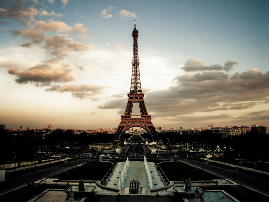 Eiffelturm - Paris von trixnbooze by Flickr