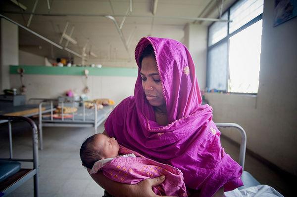 Entwicklungshilfe cc UNO / Flickr