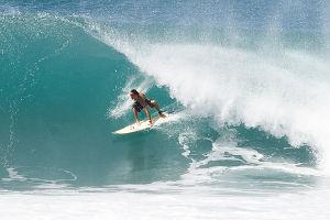 Sufer auf Hawaii cc Kanaka Menehune / Flickr