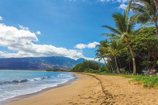 Strand von Hawaii - Pixabay
