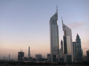 Dawn in Dubai von Yo Ghurt by Flickr