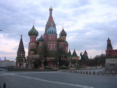 Kreml, Moskau von pixel0908 by Flickr