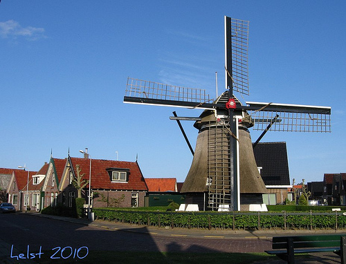 "Windmühle ""De Hoop"" (1654), helst1 by Flickr"