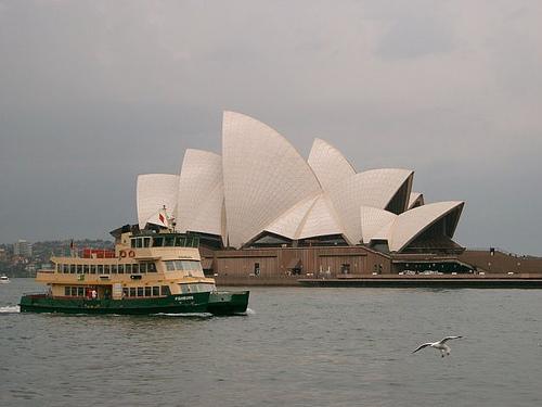 Sydney Opera House vob edwin.11 by Flickr.com