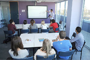 Englisch Sprachschule cc Flickr Kaplan International