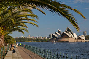 Sprachreise nach Sydney cc Flickr Purple X