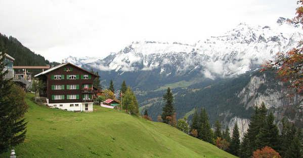 Zweitwohnsitz in der Schweiz – was man beim Wohnungskauf beachten ...