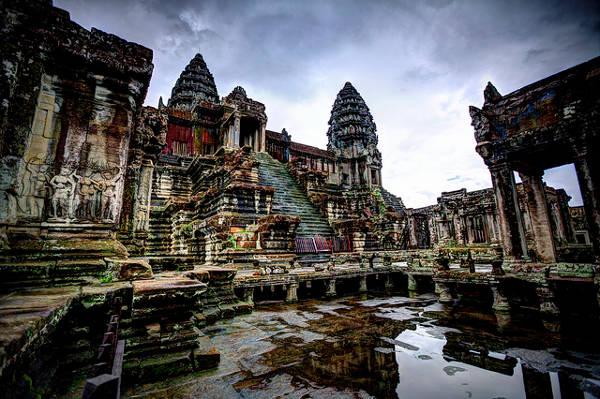 Angkor Wat cc danblah /Flickr