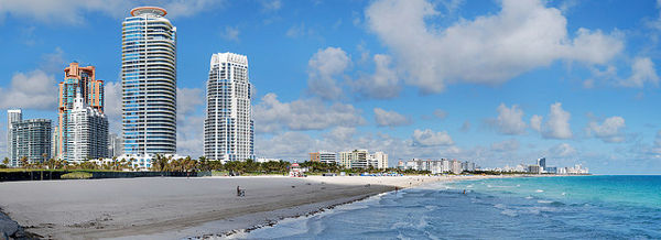 Miami - South Beach - Florida cc Wadester16 Flickr