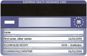 Die europäische Versicherungkarte