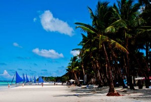philipinnen boracay beach
