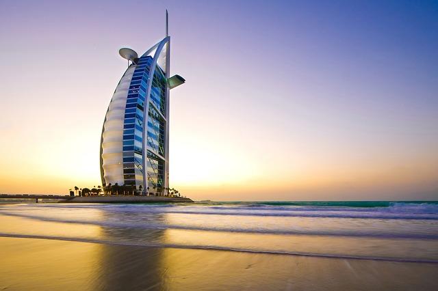 burj-al-arab-dubai - Pixabay