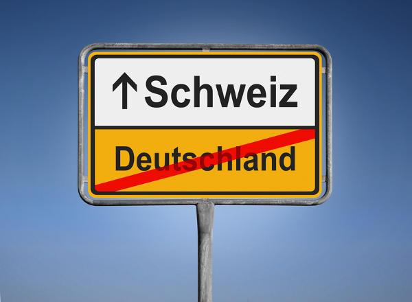 Grenzgänger Deutschland Schweiz