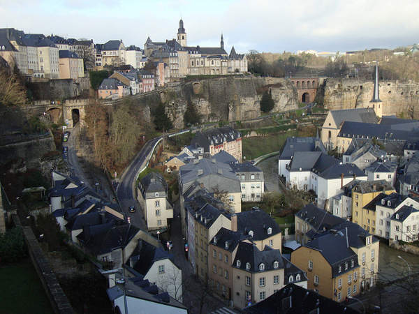 luxemburg cc InternetAge Traveler / Flickr