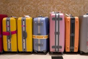 Die Koffer sind gepackt. Abmeldung aus Deutschland
