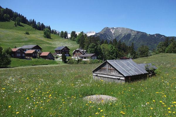 Traumhaft: Die Rente in der Schweiz genießen