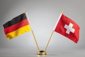 Deutschland vs. Schweiz