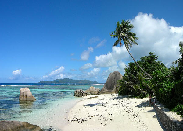 Seychelleninsel la Digue