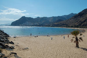 Teneriffa Playa de las Teresitas cc Robert / Flickr
