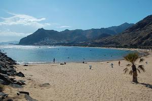 Teneriffa Playa de las Teresitas cc Robert / Flickr cc