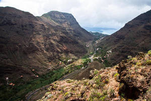 Valley Gran Rey - La Gomera cc Robert Grabcewski / Flickr