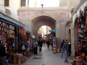 Essaouura / Medina - cc Flickr Walking Road