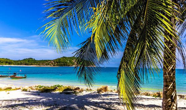 Thailand am Strand