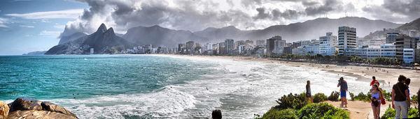 Rio de Janeiro cc Flickr webchronique