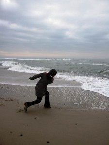 am Strand cc 4Nordlichter.com