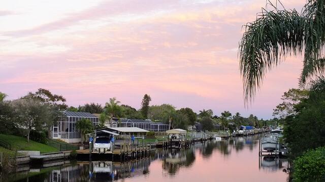 Cape Coral, Florida. Foto: Pixabay.com