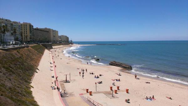 Playa Santa Maria - Cadiz