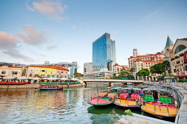 Singapur cc Hector Garcia / Flickr