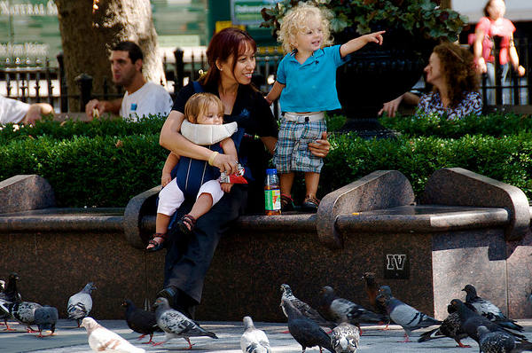Au-Pair in den USA cc Ed Yourdan / Flickr