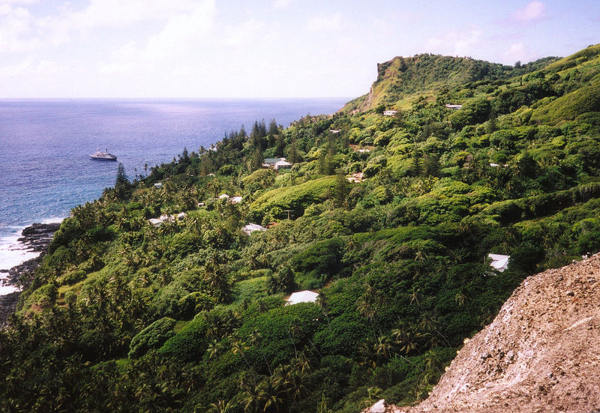 Pitcairn-Adamstown