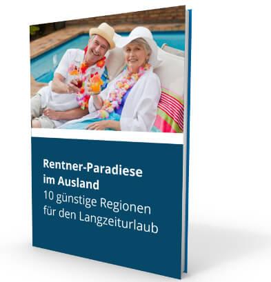 Cover Rentner-Paradiese im Ausland