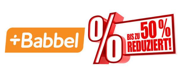 Babbel Preise