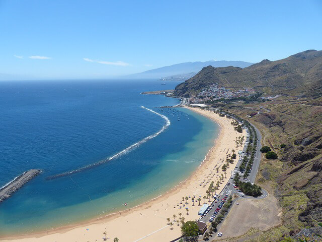 Playa las Terasitas teneriffa / Pixabay.com