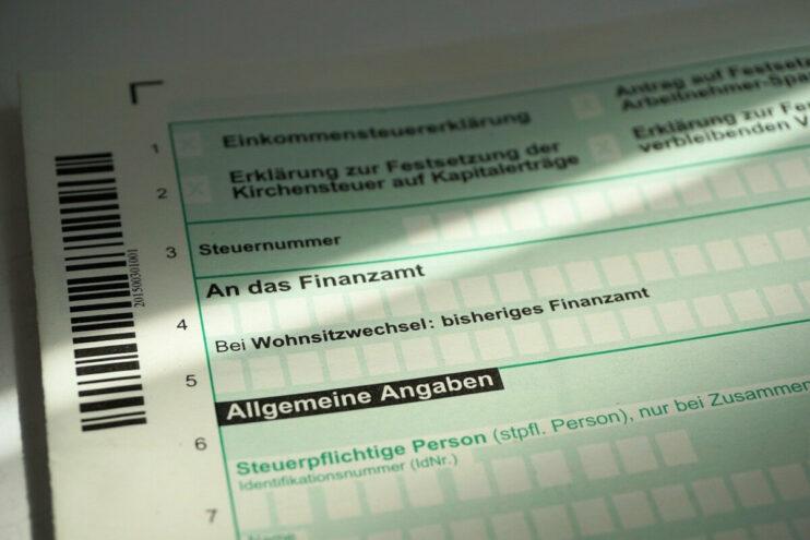 Rentner im Ausland müssen Steuern zahlen