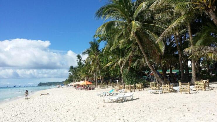 Philippinen Boracay