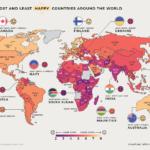 World Happiness Report: In welchen Ländern die Menschen am glücklichsten sind