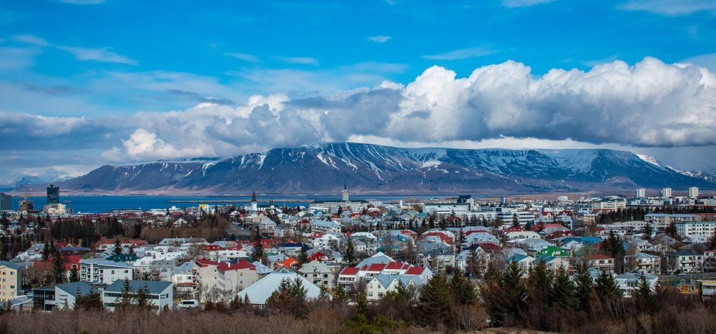 Island Reykjavik - Bild von Marcel Prueske auf Pixabay