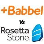 Babbel oder Rosetta Stone: Der große Sprachkurs Vergleich