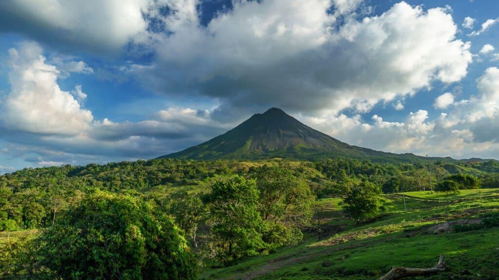 Costa Rica - Vulkan
