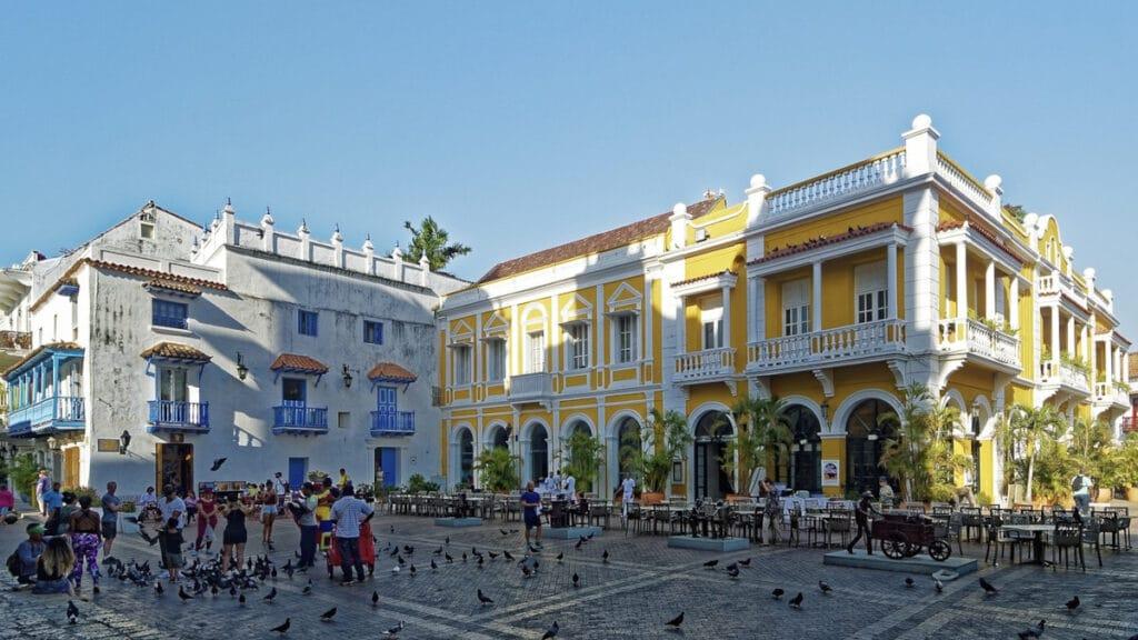 Kolumbien - Cartagena