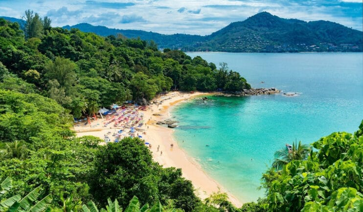 Strand in Phuket
