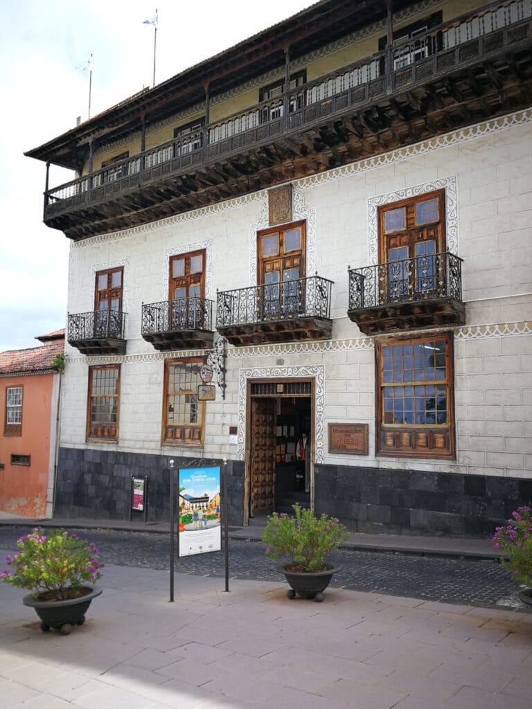 La Casa de Los Balcones (La Orotava)