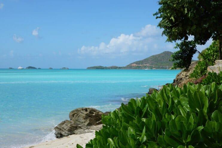 Montserrat Karibik