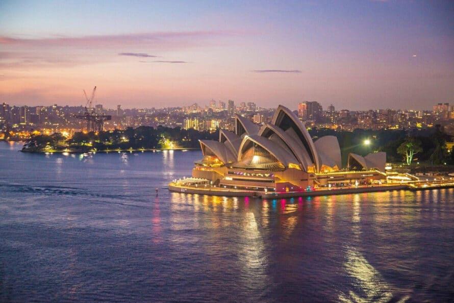 Sydney - Opernhaus - Australien